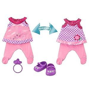 Amazon Baby Alive Fashion Cutie Reversible Dress