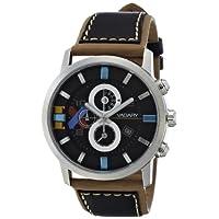 [VAGARY]バガリー 腕時計 BOARDRIDER ROUND CHRONOGRAPH BM8-011-50 メンズ