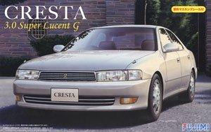 1/24 インチアップシリーズNo.120 トヨタ クレスタ 3.0 スーパールーセント