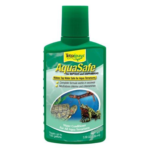 Tetra 77009 Aquasafe For Reptiles 100 Ml