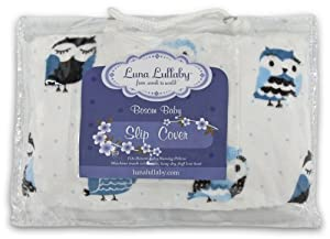 Luna Lullaby Soothing Swaddle Blanket  - Bearly Awake 3 pack