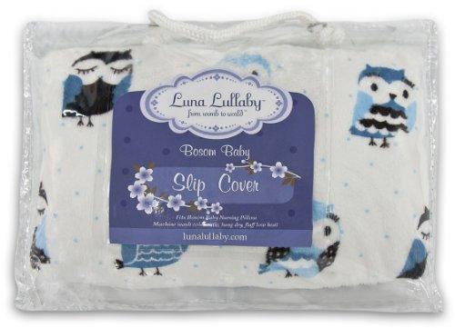 Luna Lullaby Soothing Swaddle Blanket - Monkey Around 3 Pack