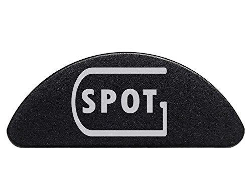 G Spot Engraved Aluminum Grip Frame Slug Plug for Glock 42 G42 .380 by NDZ Performance (Glock 42 Grip Plug compare prices)