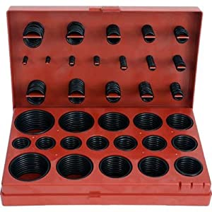 ToolShopUSA Metric O-Ring Set - 419 Pieces from Big Roc Tools