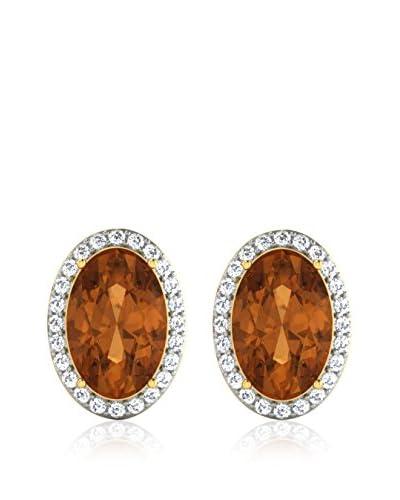 Art of Diamond Orecchini Oro Giallo