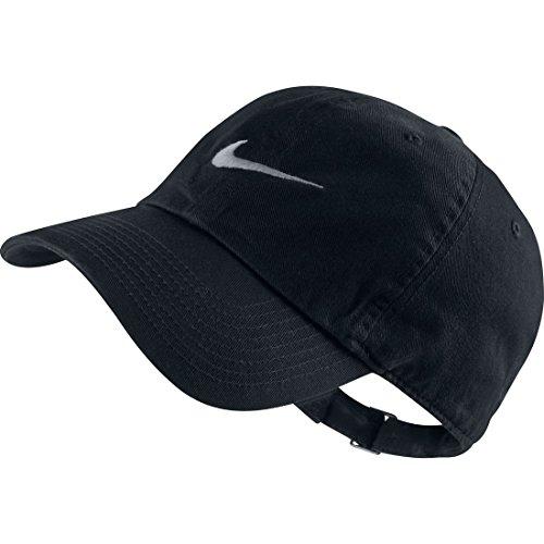 Nike Swoosh H86 - Blue Cappello, Black/White, Taglia Unica