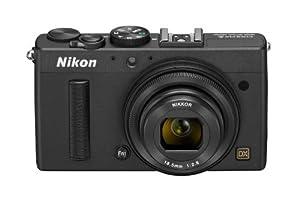 Nikon デジタルカメラ COOLPIX (クールピクス) ABK ブラック
