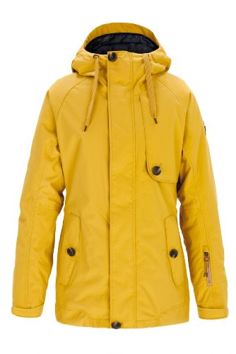 Zimtstern Damen Jacket Snow Belle, honey, M, 7720203649804
