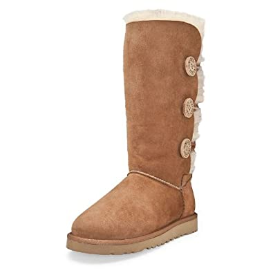 ugg boots bailey button triplet amazon