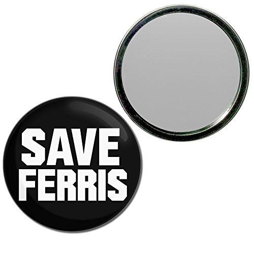 Save Ferris - 77 millimetri specchio rotondo compatto