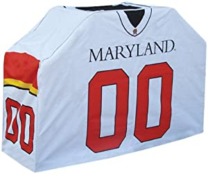 NCAA Maryland Terrapins Grill Cover by Team Sports America