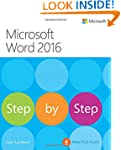 Microsoft Word 2016 (Step by Step)