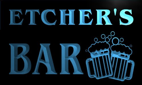 w138993-b-etcher-name-home-bar-pub-beer-mugs-cheers-neon-light-sign