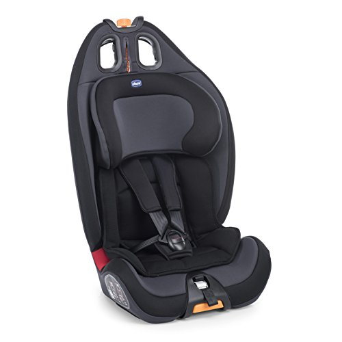 Chicco Gro-Up 123 Seggiolino Auto Black Night