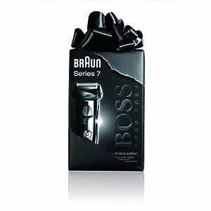 Braun Series 7 790cc - Rasierer Limited BOSS Geschenk Edition