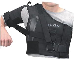 Shoulder Stabilizer (developed by Dr. Tom Sawa), Left Large by Don Joy DJO