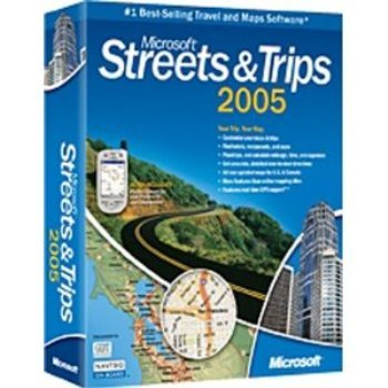 Microsoft Streets & Trips 2005 (B17-00174) (Streets And Trips Software compare prices)