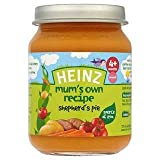 Heinz Mum's Own Recipe Shepherd's Pie 4+ Mths 128G