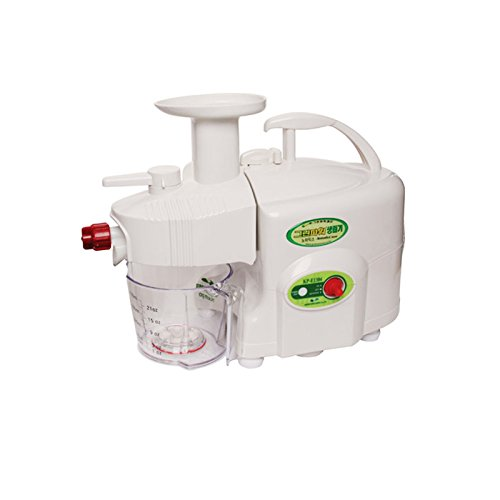 GREEN POWER KEMPO [KP-E1304] Nomadics Standard/Premium Twin Gear Slow Juicer Green Fruit Extractor Double Gear (White, Standard Type) (Green Power Twin Gear Juicer compare prices)