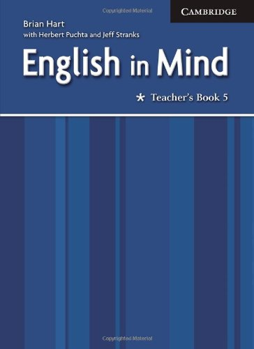 English in Mind 5 Teacher's Book: Level 5
