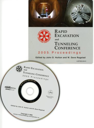 Rapid Excavation And Tunneling Conference, 2005 Proceedings front-157511