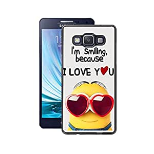 Printrose 2D Samsung Galaxy A8 Back Cover Printed High Quality Designer Case and Covers for Samsung Galaxy A8