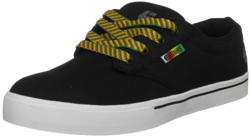 Etnies Men's Jameson 2 Eco Black/Aloha Lace Up 4101000323 11 UK, 12 US