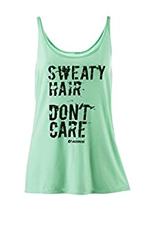 Sweaty Hair Don't Care Tank