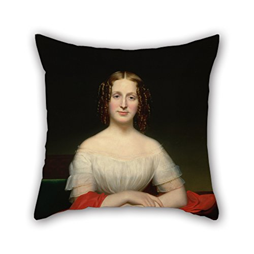 oil-painting-charles-cromwell-ingham-portrait-of-fidelia-marshall-cushion-covers-20-x-20-inches-50-b