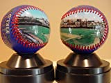 Chicago Cubs High Gloss Stadium Ball