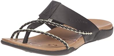 Amazon.com: Merrell Women's Amber, Lychee, 6 M US: Sandals: Shoes