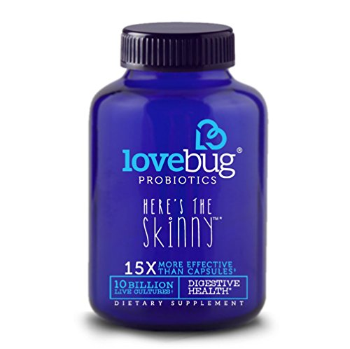 LoveBug-Probiotics-Heres-The-Skinny-Multi-Strain-Probiotic-Supplement-for-Digestive-Health-10-Billion-CFU-Delayed-Release-Gluten-Free-Tablet-30-Day-Supply