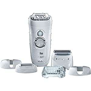 Braun Silk-épil 7 7-561 - Wet & Dry Cordless epilator