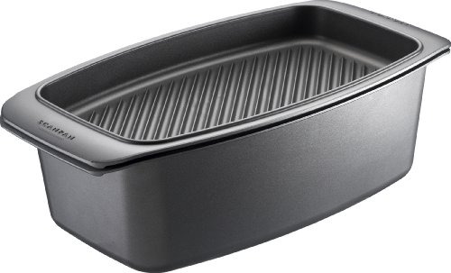 Scanpan Classic DUO Roast and Grill Pan, 15-3/4-Inch by 8-3/4-Inch