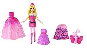 Mattel Barbie Princess Power Mini Doll Vinyl Bag Playset
