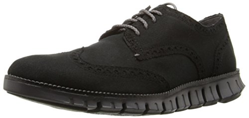 Cole Haan Men's Zerogrand DC Wng S.O Oxford, Black.Storm Cloud, 9 M US (Cole Haan Canvas compare prices)