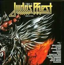 A Tribute to Judas Priest: Legends of Metal by HELLOWEEN (1996-05-03)