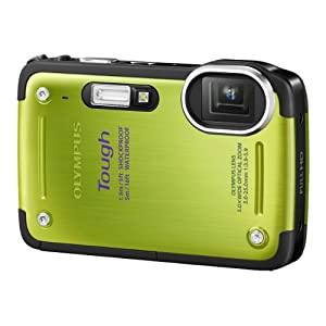 TG-620 Green - 12.0 MP