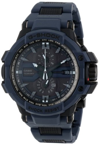 Casio Men's GWA1000FC-2A G-Aviation Watch