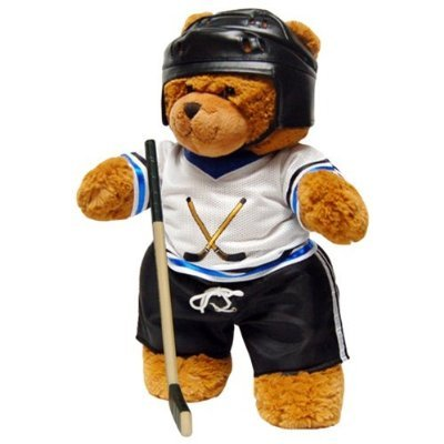Hockey Bear 18