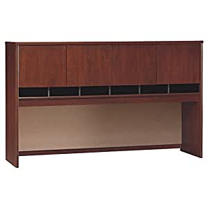 BUSH BUSINESS FURNITURE SERIES C:71-inch TALL 4 DOOR HUTCH