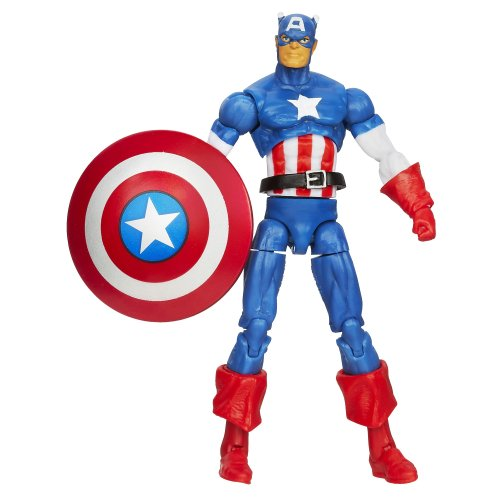 Marvel Avengers Infinite Series Captain America Figure