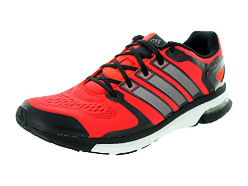 Adidas Men's Adistar Boost M Esm Red/Black Running Shoe 9 Men US (Mens Energy Boost compare prices)