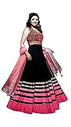 KD Enterprise Designer Blue Anarkali Dress for Women
