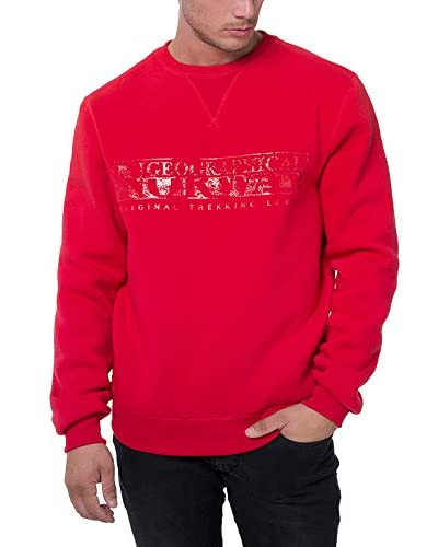 Geographical Norway Sudadera Gantoine Rojo