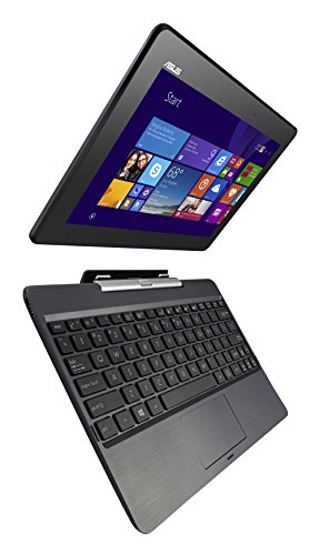 ASUS ノートブック T100TAM ( Win8.1 with Bing 32Bit / 10.1inch / Atom Z3775 / 2G / 64G EMMC+500G / MS Office H&B 2013 / グレー ) T100TAM-DK564S