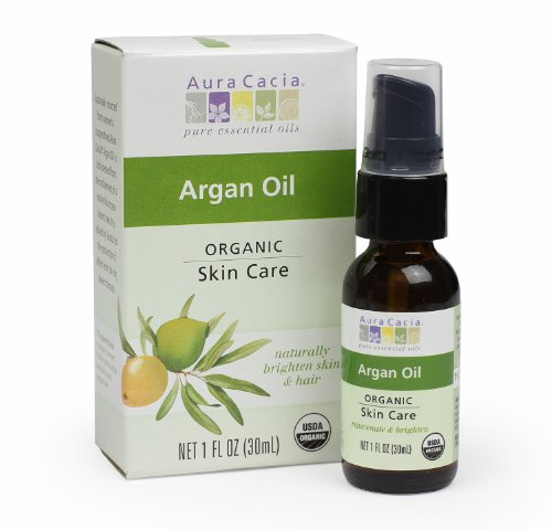 Aura Cacia Organic Skin Care Oil, Argan, 1 Fluid