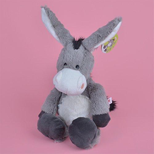 25cm NICI Dankey Stuffed Plush Animals Toy (Dora Teddy Bear compare prices)