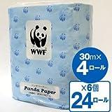 WWFトイレットペーパー4R×6個セット