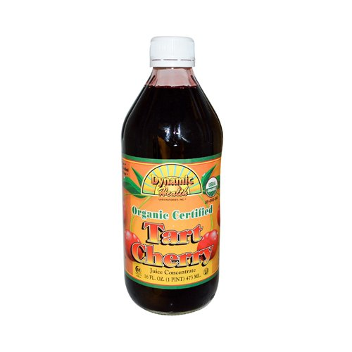 Dynamic Health Org Tart Cherry Juice Concentrate